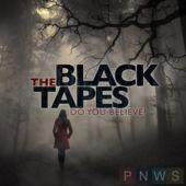 black tapes podcast image